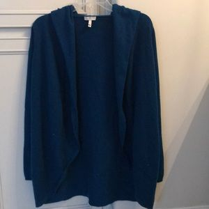 Joie hooded sweater cardigan